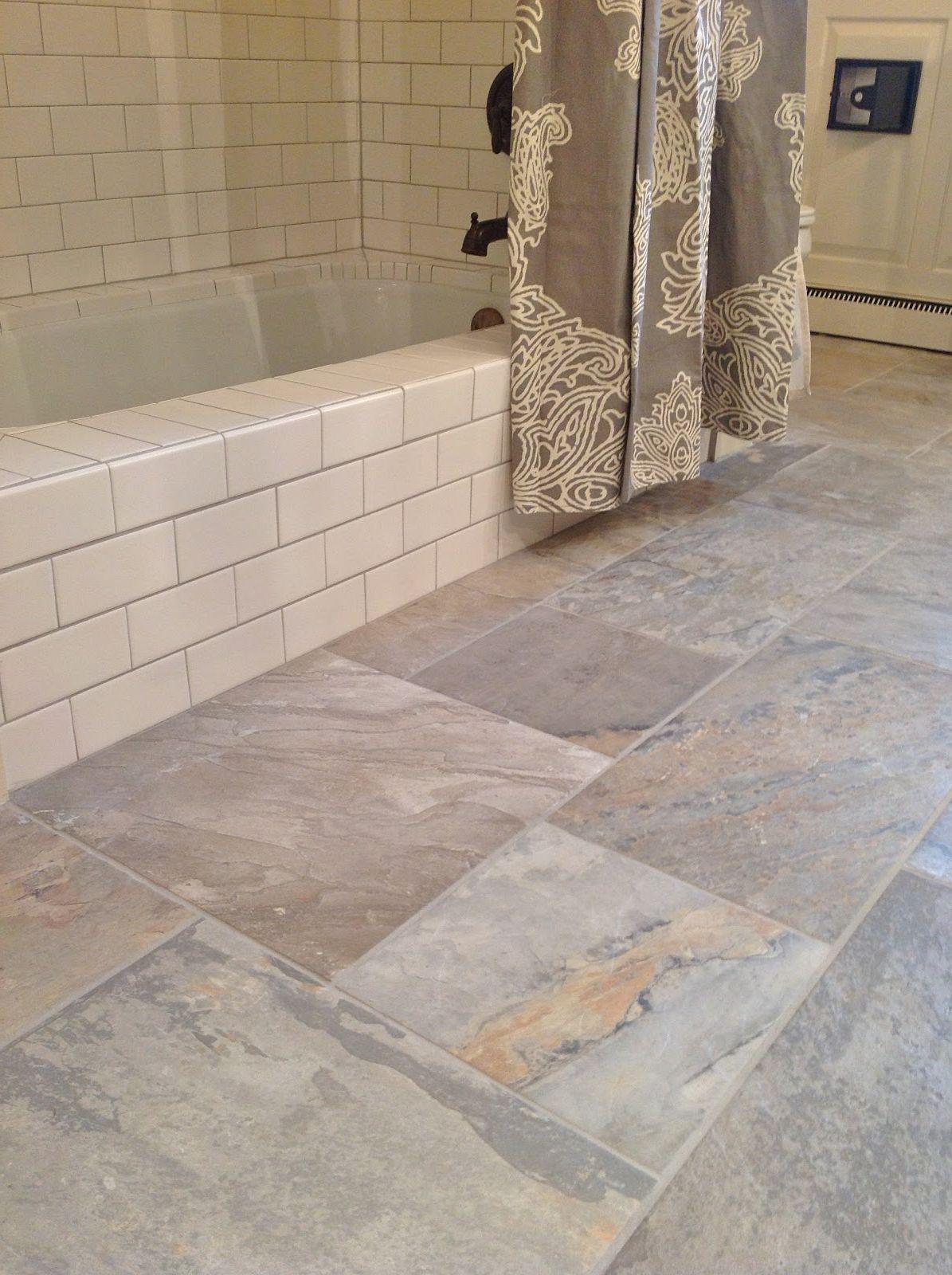 30 good ideas and pictures classic bathroom floor tile ... on Farmhouse Tile Bathroom Floor  id=85350