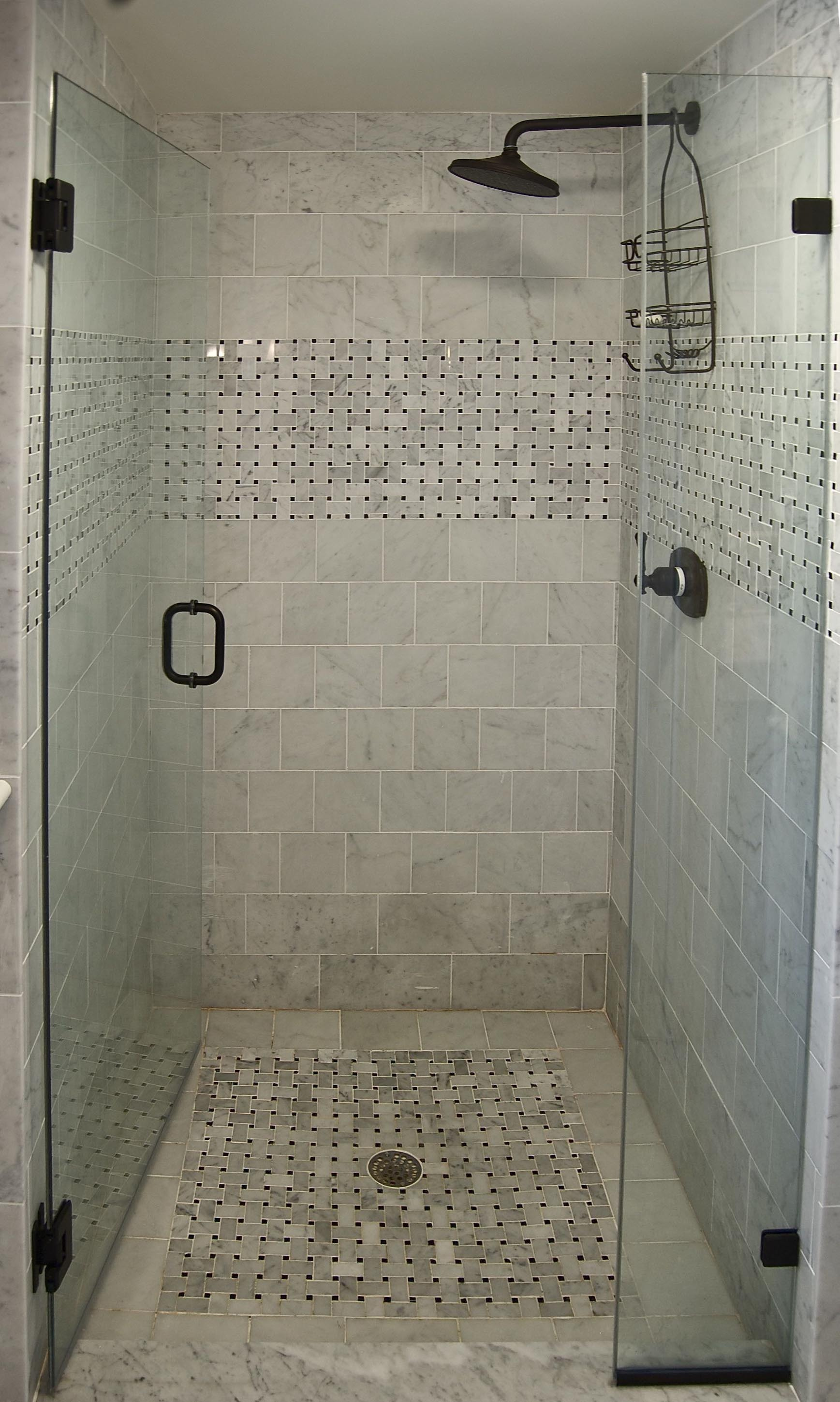 30 Shower tile ideas on a budget on Small Space Small Bathroom Tiles Design  id=63150