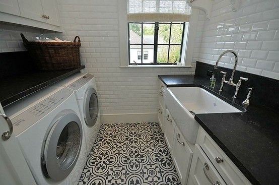 laundry designs to inspire 12 beautiful ideas for you home on paint for laundry room floor ideas images id=37220
