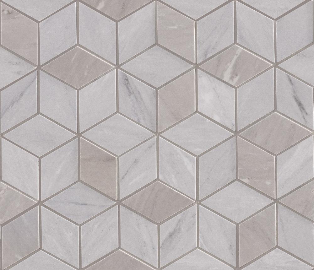 dex grey tessere rombi collection deluxe by marca corona tilelook