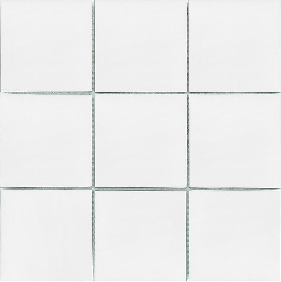 4x4 clw02 matt white 12x12 a