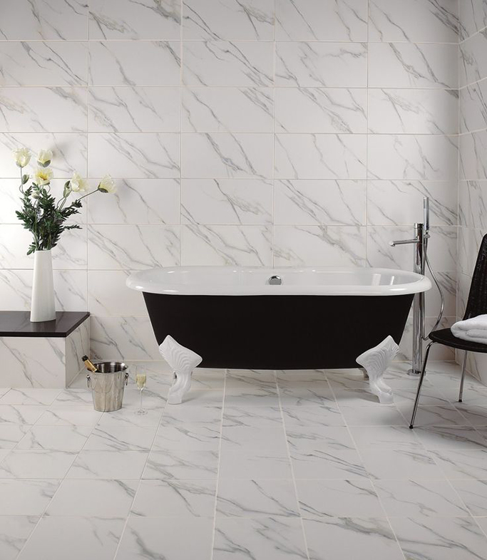 Marble Look Tile   Floor & Decor