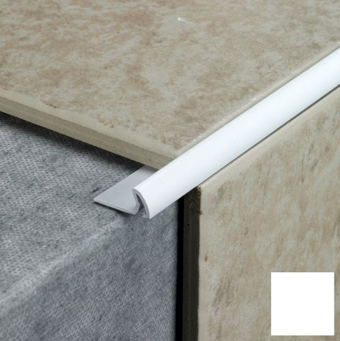rounded edge tile trim
