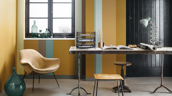 Cherished Gold Dulux Colour of the Year 2016