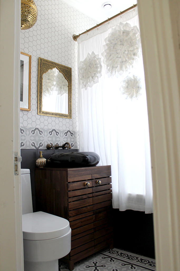 Swoon Worthy bathroom remodel