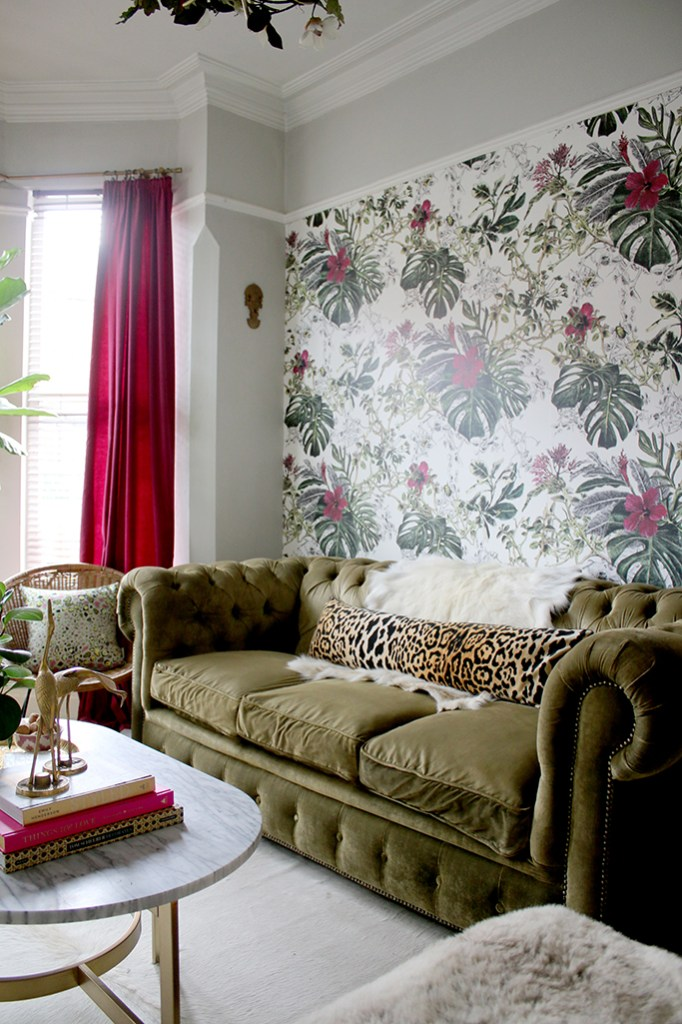Living Room Feature Wall Designs: Wonder Walls: Our Favourite Ideas For Feature Walls