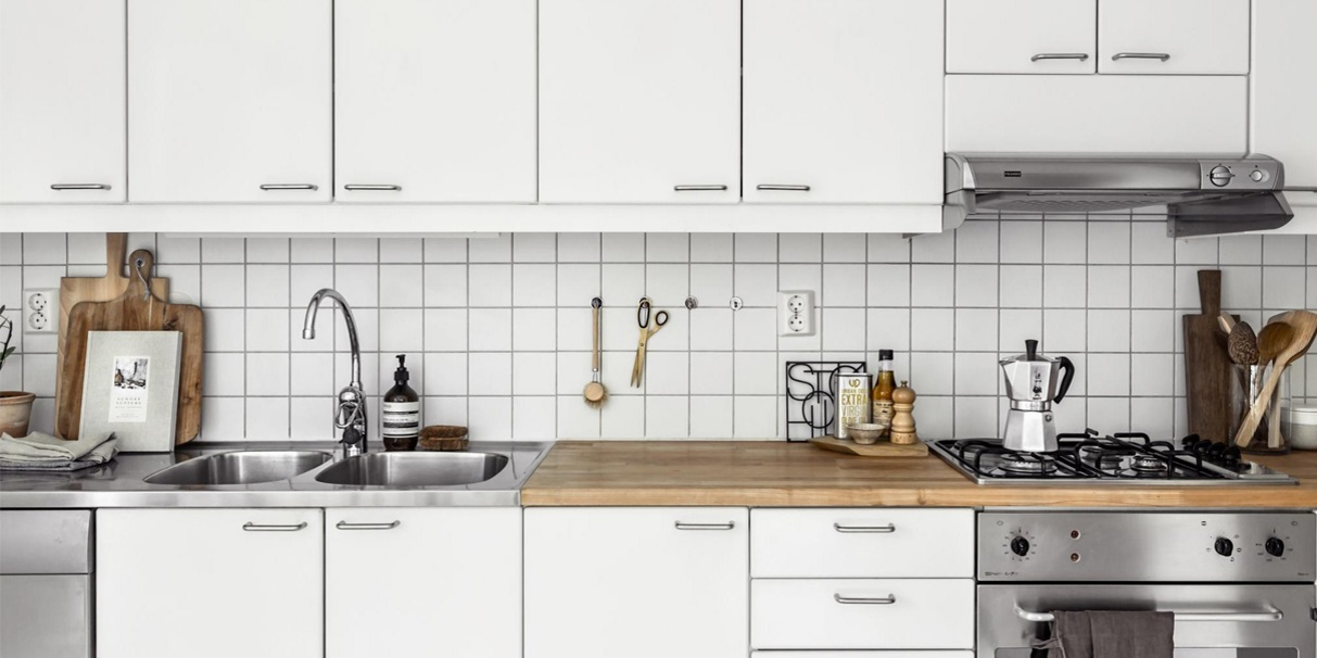 How To Create A Scandi Style Kitchen In 5 Easy Steps Tile