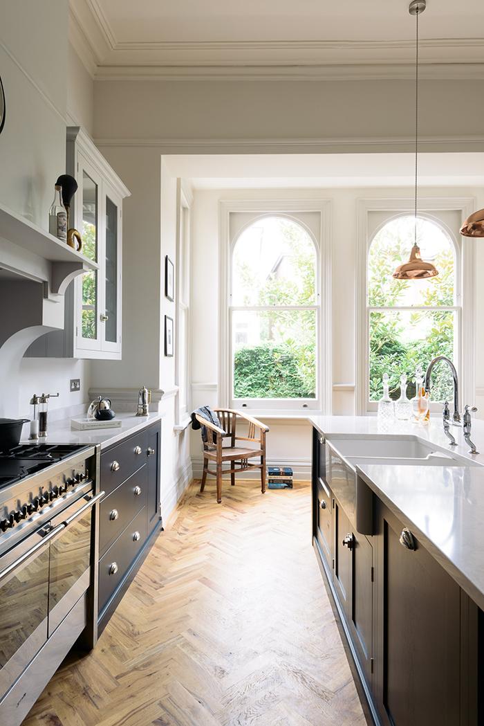 Crystal Palace Kitchen by deVOL