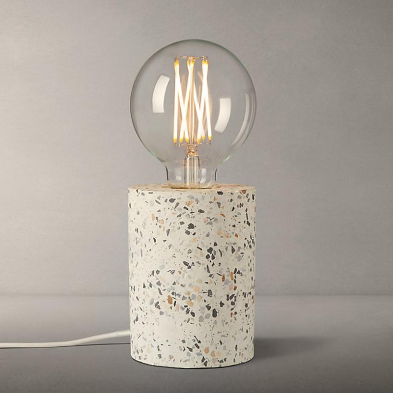Terrazzo lamp by John Lewis