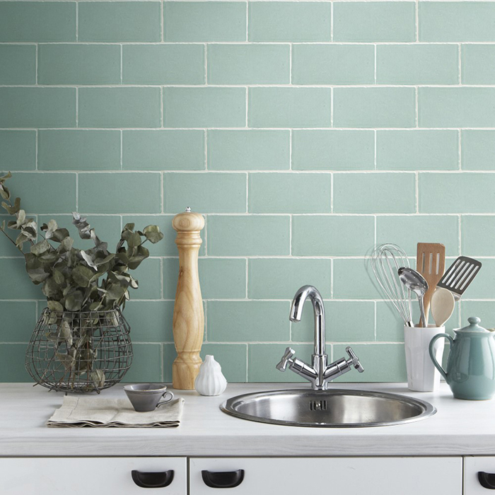 Kitchen Tiles From Tile Mountain: Emerald Isle Tiles: St. Patrick's Day Inspired Tile Style
