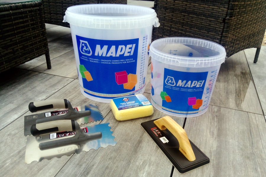 Which Adhesive & Grout To Use With Outdoor Tiles - Tile Mountain