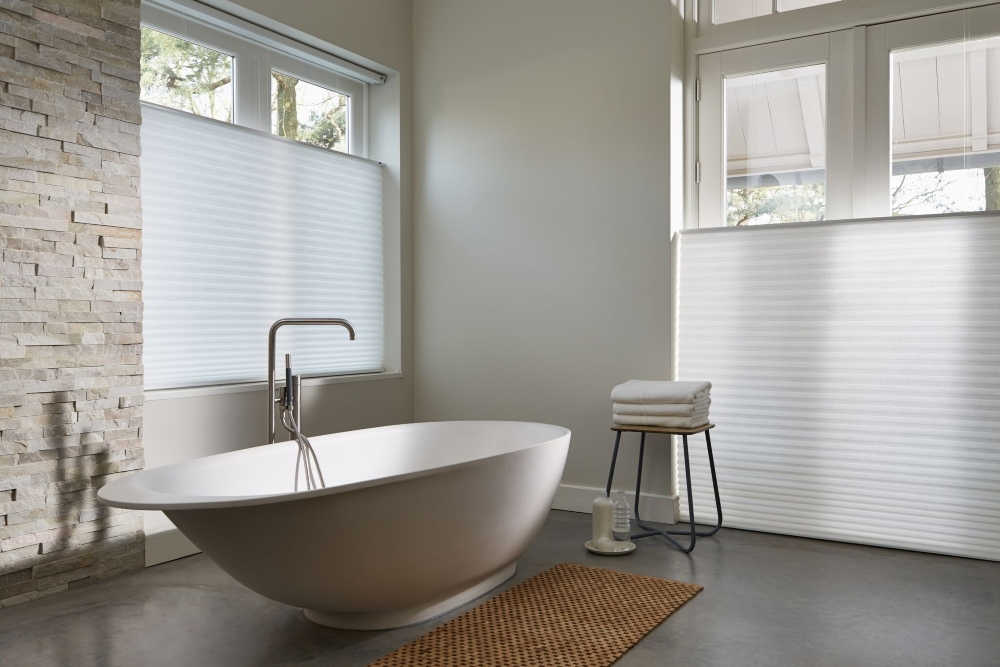 Bathroom Blinds from Duette