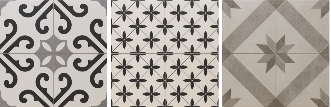 Derby Patterned Porcelain Floor   Durham Patterned Porcelain Floor   Southampton Patterned Porcelain Floor   Tile Mountain