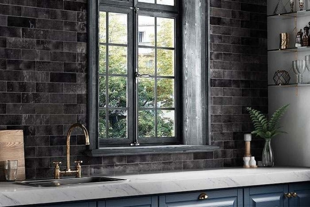 Artesano Graphite | Tile Mountain