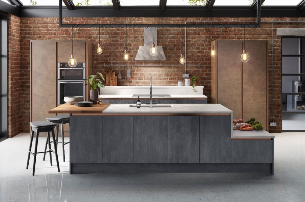 Industrial Kitchen | Wren Kitchens