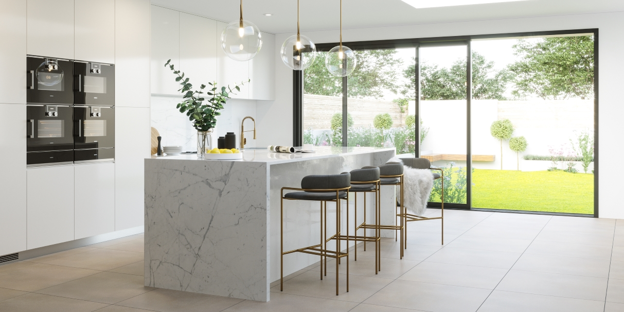 food for thought the most ontrend kitchen styles for