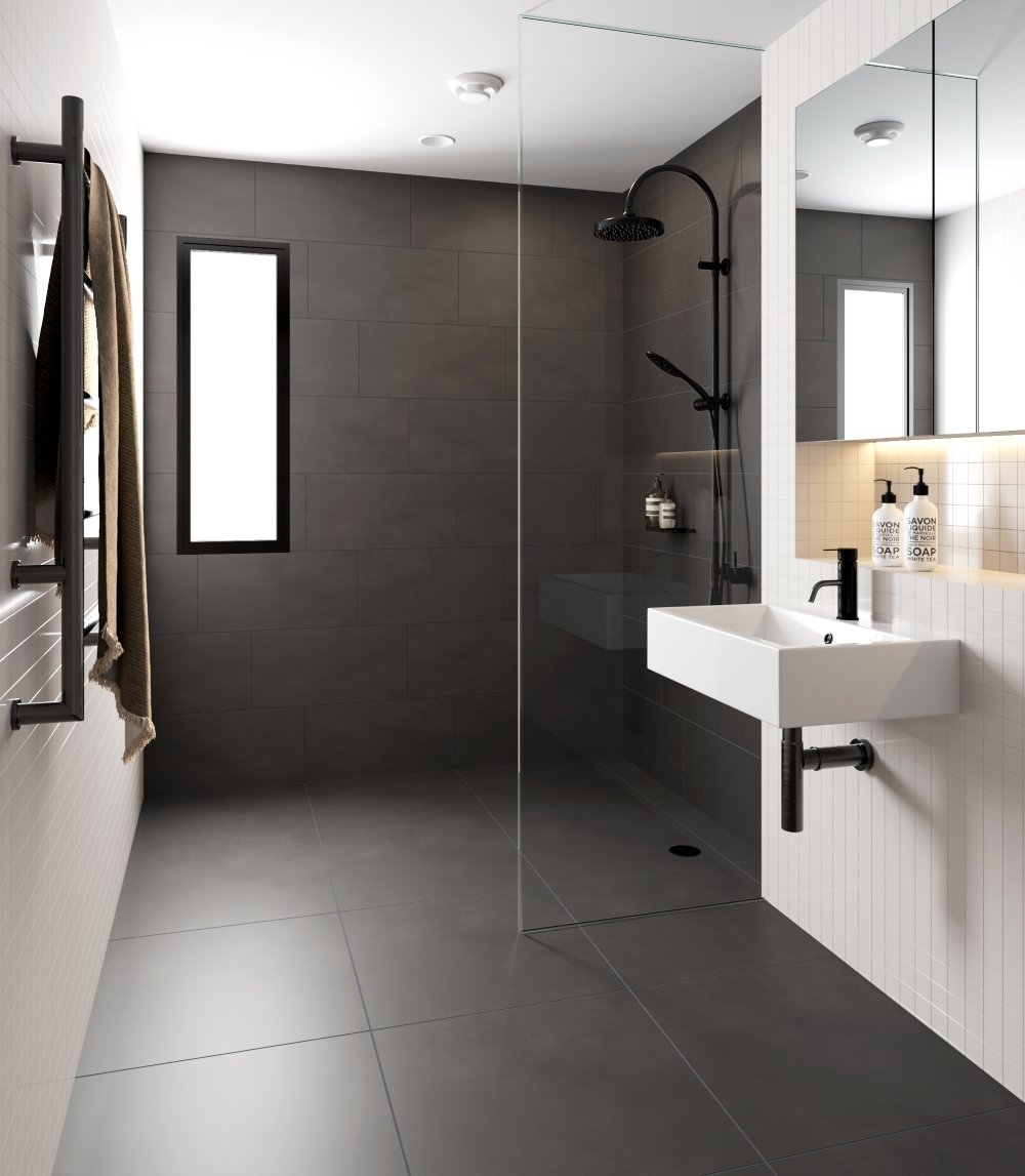 Doblo Matt Grey Porcelain | Tile Mountain