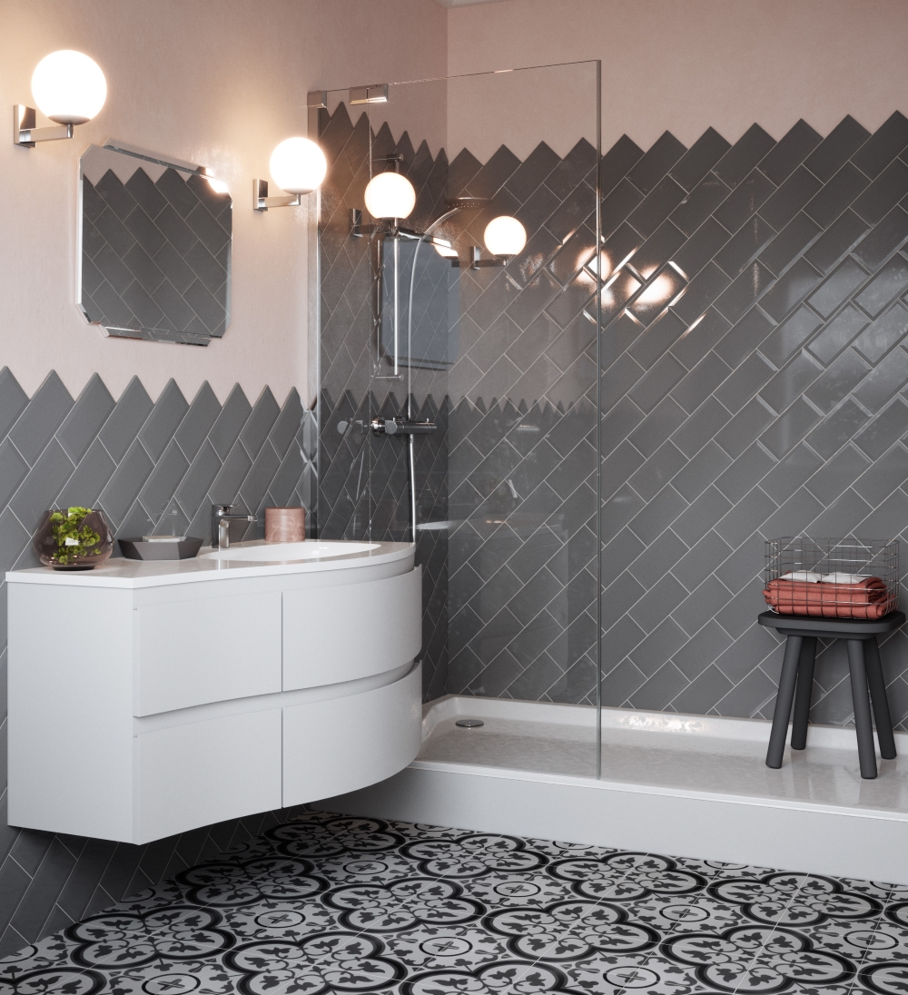Metro Dark Grey | Tile Mountain