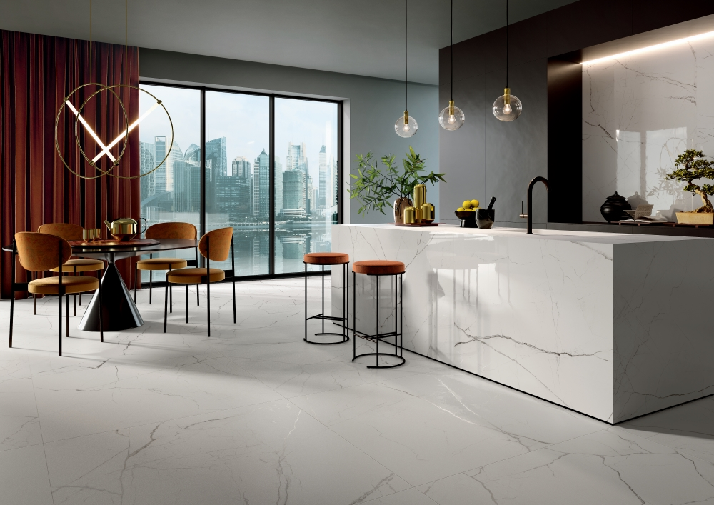 The Room Polished Porcelain | Tile Mountain