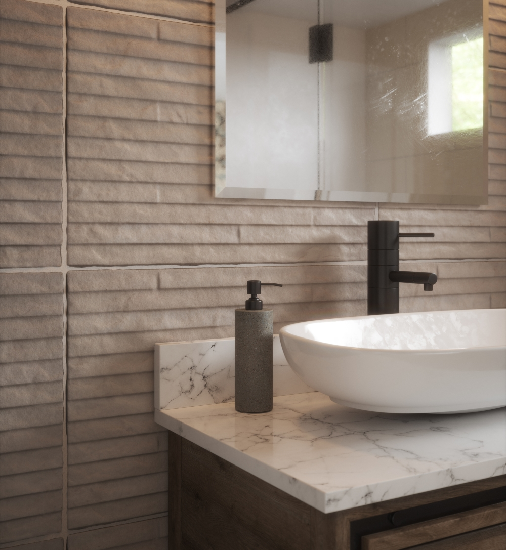 Yosemite Ivory Wall and Floor | Tile Mountain