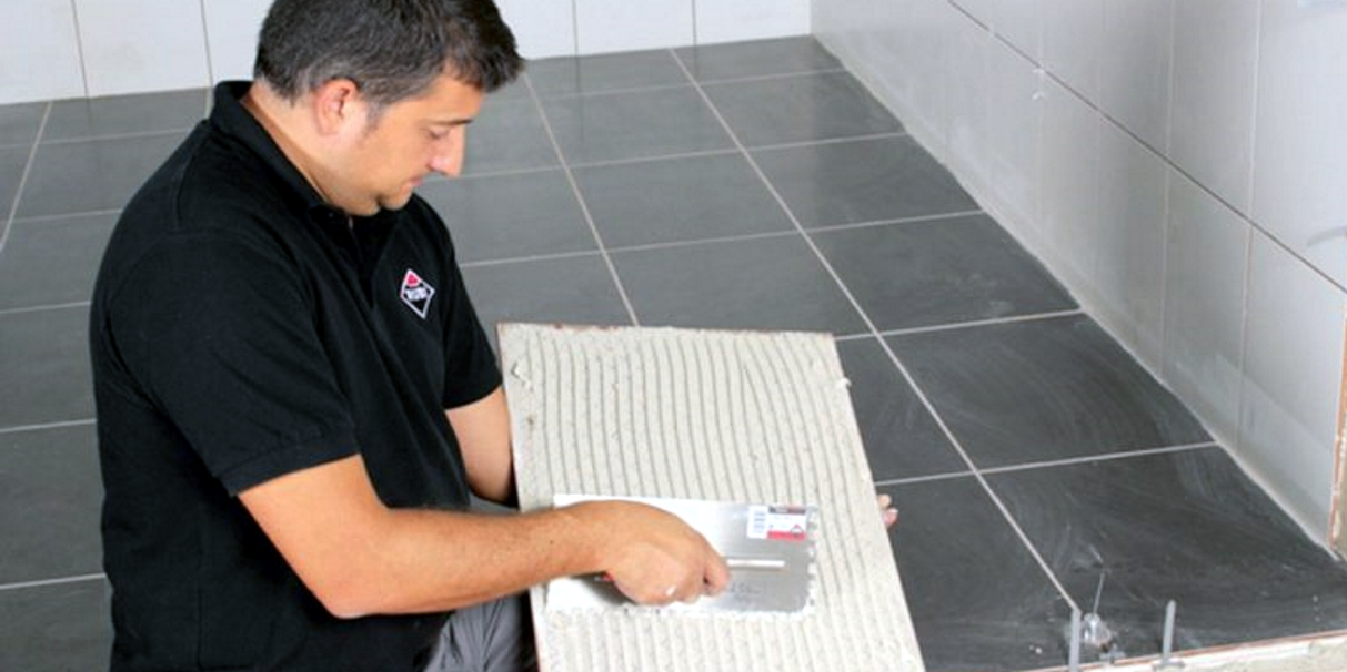 how to choose the right tiling trowel