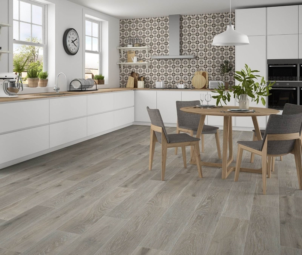 Articwood Argent Wood Effect Wall And Floor | Tile Mountain