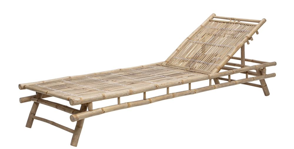Sole Bamboo Reclining Daybed   Beaumonde