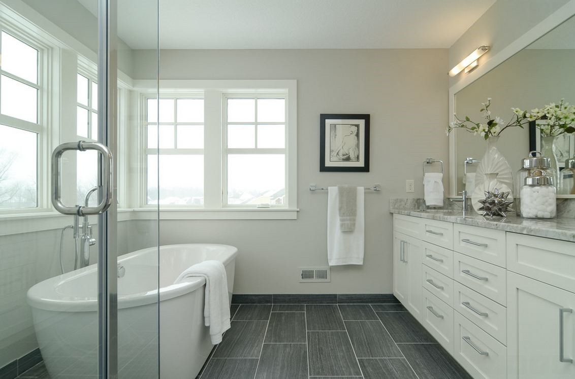 Bathroom Anatolia Eramosa Carbon