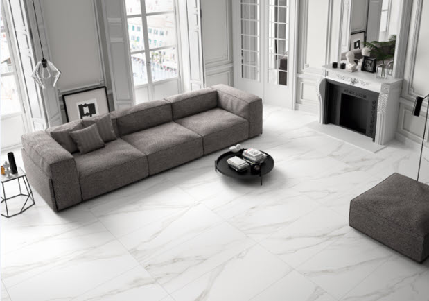 marble and marble looks in porcelain