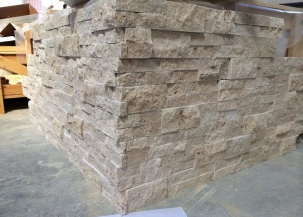 consider stacked stone ledger panels