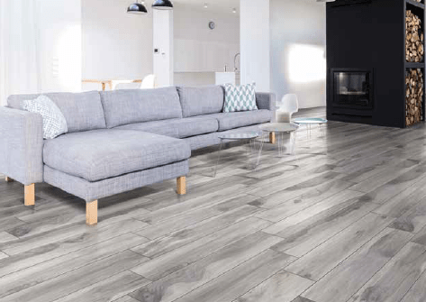 five new wood looking tile planks to