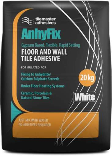 Anhydrite Screed Tile adhesive Dublin Hover to zoom