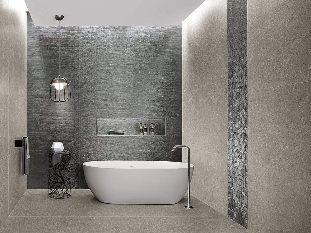 modern stone floor tiles at the italian