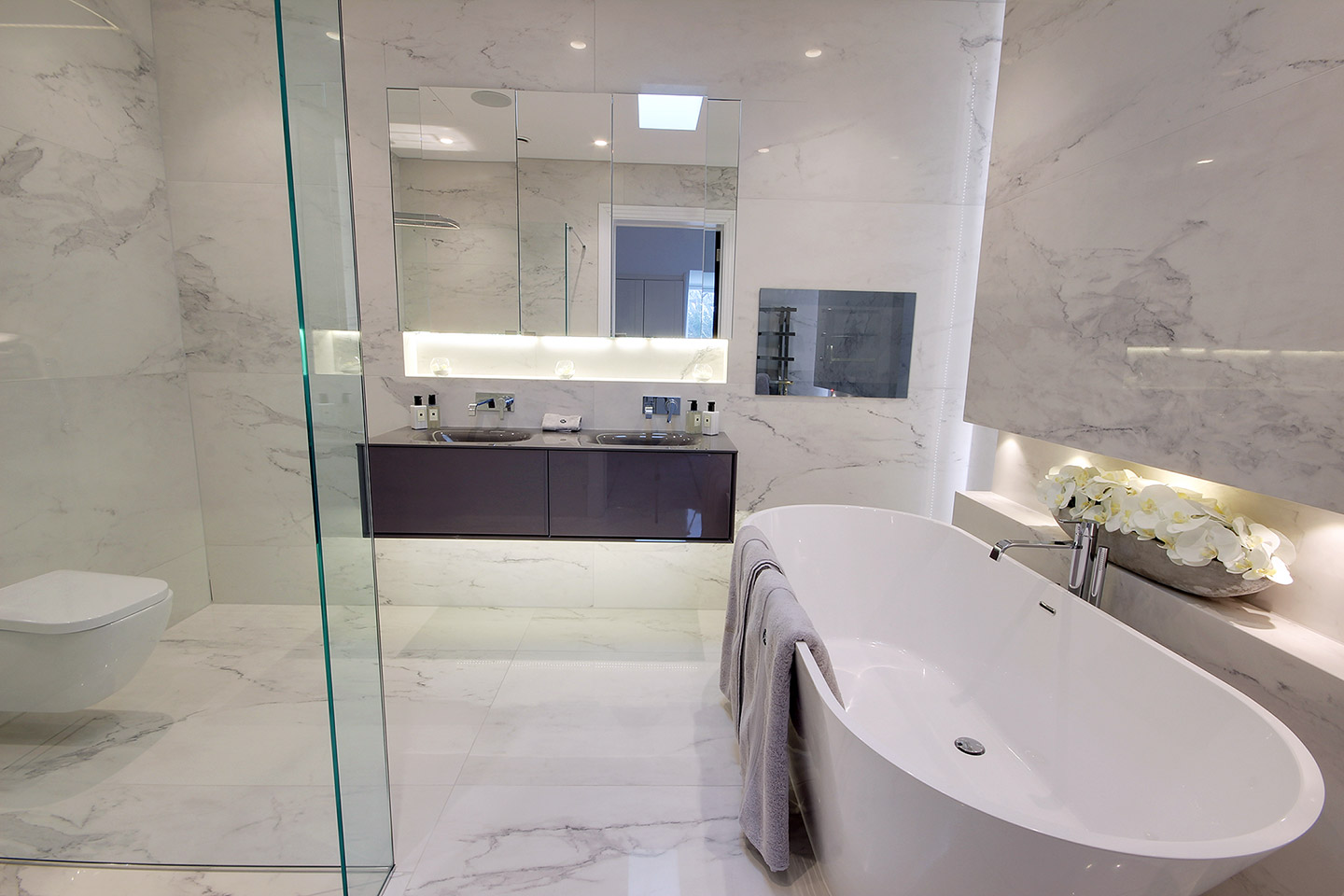 Luxury Bathrooms Hadley Wood London Tiles Amp Baths Direct
