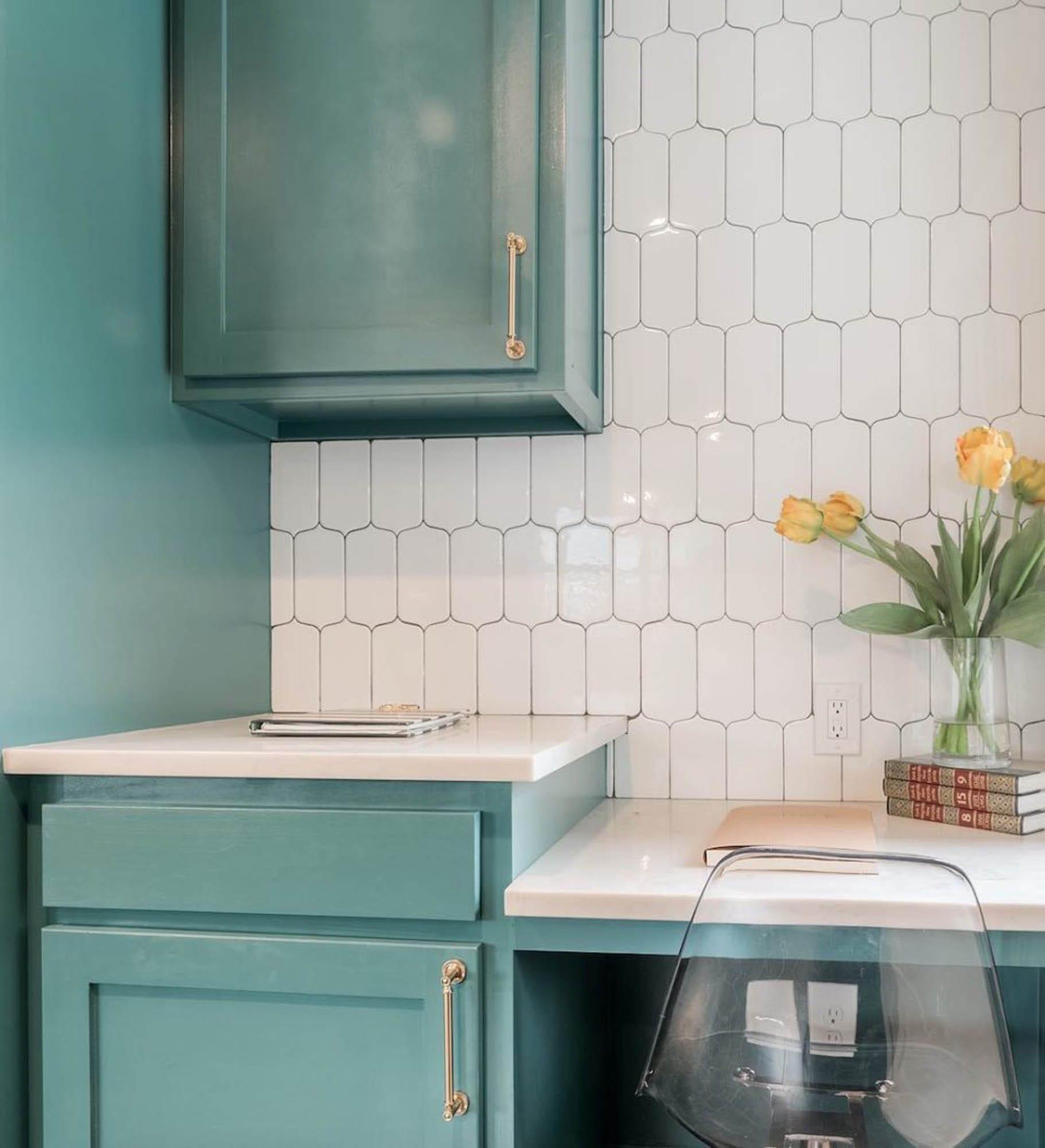 mid century modern style the tile