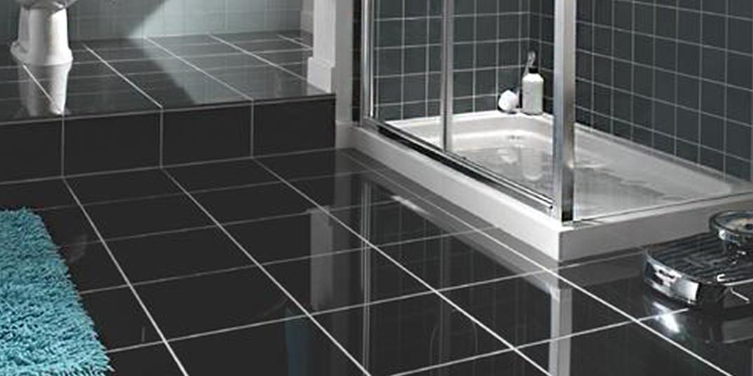 10 black and white tile ideas