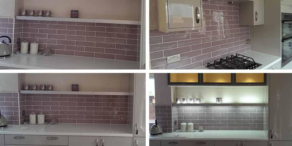 Laura Ashley Artisan Amethyst Wall Tiles Tilesporcelain