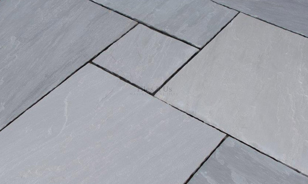 sandstone calibrated riven distressed external dune grey grand opus x 20mm
