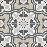 Form Baroque 8x8 Sand Deco Matte