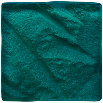 Reflections Textured malachite
