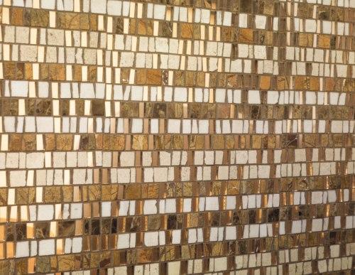 Bronze mosaics