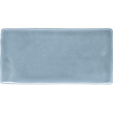 French Blue Kitchen Tile