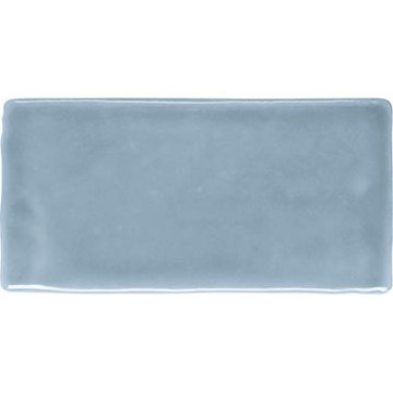 French Blue Kitchen Tile