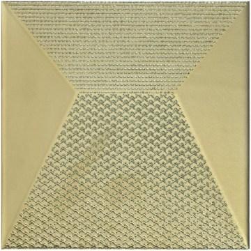 Gold and White Luxury designer tiling