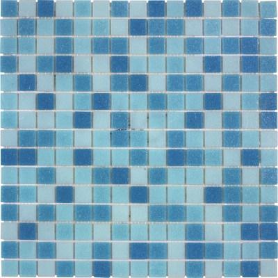 Swimming pool mosaic