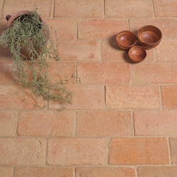 Terracotta Brick Floor Tile