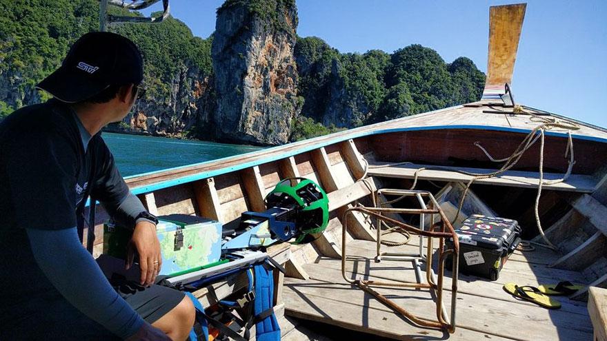 street-view-guy-walks-500km-thailand-google-3