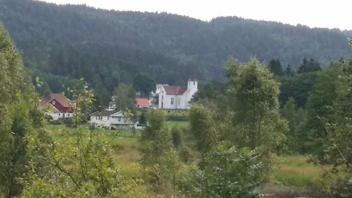 Laudal kirke