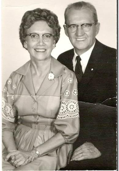 Klemet og Mary Lou
