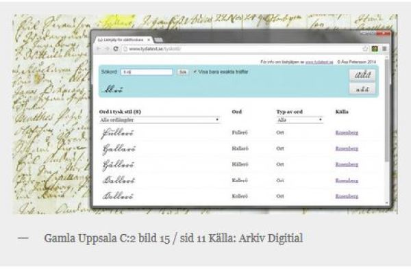 Bildet er fra nettsiden til läshjelp-siden til Åse. Link nedenfor.